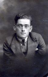 Charlie Bradford aged 20
