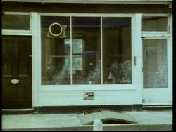 57 Marchmont Street in 1983