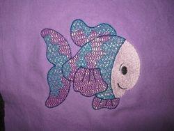 Kathleen's Mylar Fish