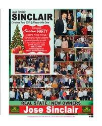 JOSE SINCLAIR CHRISTMAS PARTY