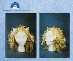 """Cats"" headpiece"