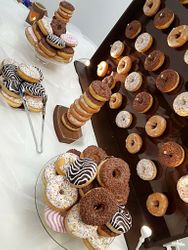 Donut station hire.