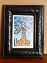 Stone Church, Saint John NB 6x4 $95