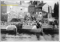 Smethwick Coal Wharfe.