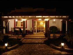 Villa Rossi At Night 2