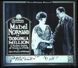 1918 Dodging A Million