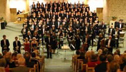 Mozart - Haydn Masses - March 2010