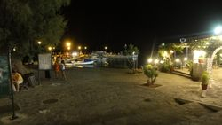 the town by night