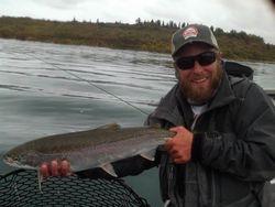 """26"""" Rainbow Naknek River, AK"""