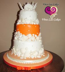 Seashell Zest Cake