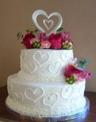 Bride's Cake 5