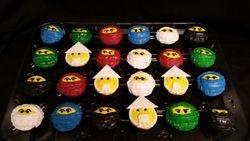 Ninjango Cupcakes