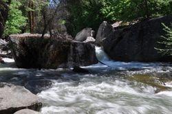 Tenaya Stream