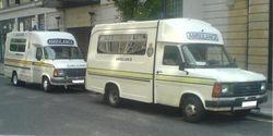 1980s Front line Ambulances
