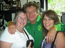 Rod with Sue and Yve