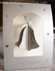 Swinging Bell Card