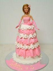 Princess cake 10 (B083)