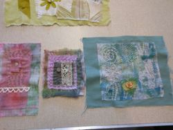 Kantha inspired projects