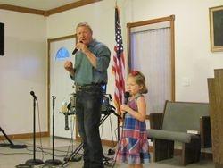 Novinger Baptist Church Sept 2013
