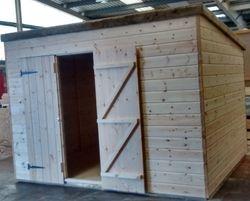Pent Shed | Workshop (10' x 8') Double Door