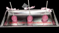 Breast Cancer Awareness Cake Pops