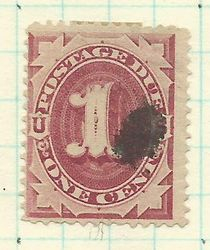 Scott Catalog Number:    J15
