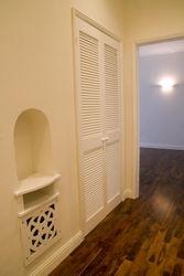 Hallway Storage/Laundry Closet
