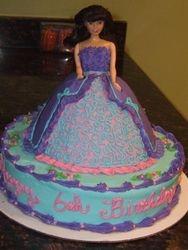 Fashion Doll/ Princess Cake (2)