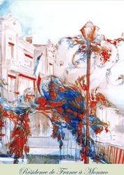 French Embassy 2003, Monaco