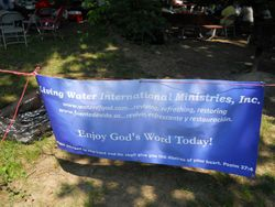 Living Water Annual Picnic Hosted by Northern Virginia