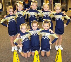 Pacers Cheer Pals 09-10