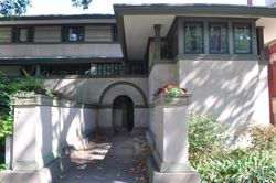 Frank Lloyd Wright Designed Home 2, Oak Park
