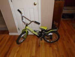 """Trek Jet Bike- 16"""" - $80"""