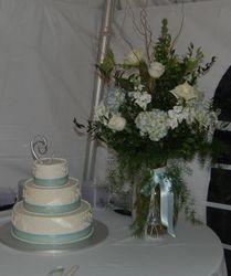 Cake Table Arrangement