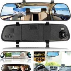 Dash Cam Rearview Mirror Camera