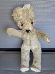 Bob a much loved teddy bear