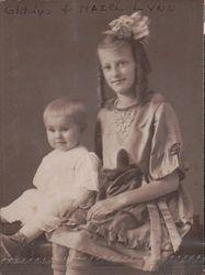 Gladys and Hazel Lynn