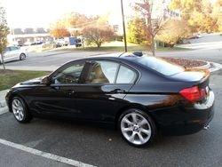 BMW 528 Exterior Wash with Detailer's Wax