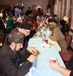 Mawlud'un Nabi (saw) Dinner