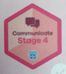 Communicate Stage 4 Skill Builder