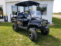 2019 Club Car Gas with Jeep Body
