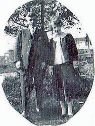 Grace McGarvey and Groves Fenton