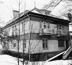 Hotell Storhallen (Vita Nova) 1974