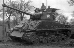 'Up-Armored' Assault-Sherman: