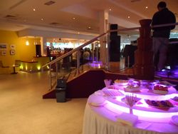 Forsters bistro bradford Chocolate fountain hire