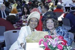 President & Her Mom