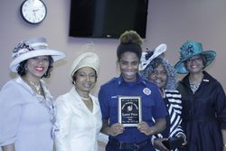 Group Photo with Honoree