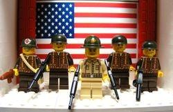 U.S. Medic, Marine and Airborne