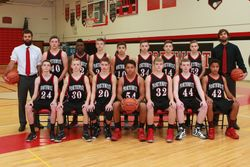 Freshmen Boy's Basketball