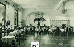 Turisthotellet 1931